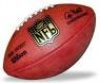 "WILSON NFL ""THE DUKE"" Football, Leder"